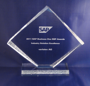2011 Industry Solutions Excellence
