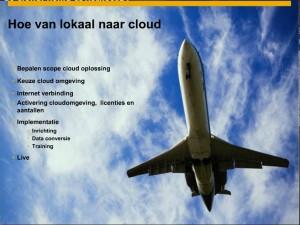 erp software in de cloud
