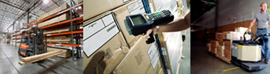 SAP Business One ERP met Mobiel Warehouse Management