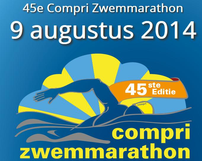 SW Solutions sponsort zwemmarathon